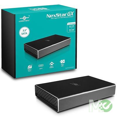 MX72161 NexStar GX 3.5in External HDD Enclosure, USB 3.1 Gen II Type-C