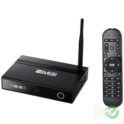 MX72252 EM92 Android Media Player TV Box