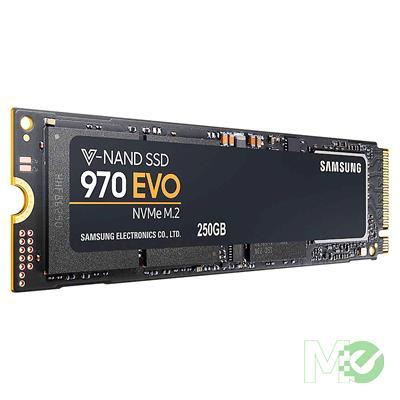 MX72255 970 EVO NVMe M.2 PCI-E x4 SSD, 250GB