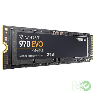 MX72257 970 EVO NVMe M.2 PCI-E x4 SSD, 2TB