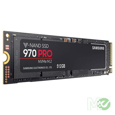 MX72358 970 PRO NVMe M.2 PCI-E x4 SSD, 512GB
