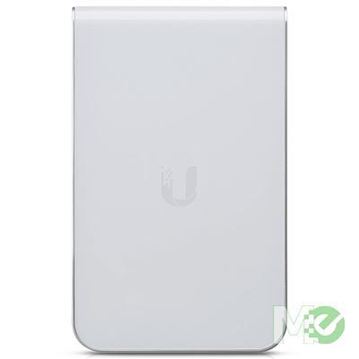 MX72641 UniFi UAP-AC-IW-PRO AC In–Wall 802.11ac Wi–Fi Wireless Access Point w/ PoE Gigabit Power Out Port