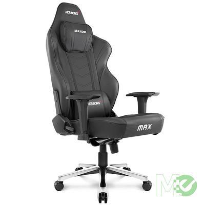 MX72779 Masters Series Max Gaming Chair, Black
