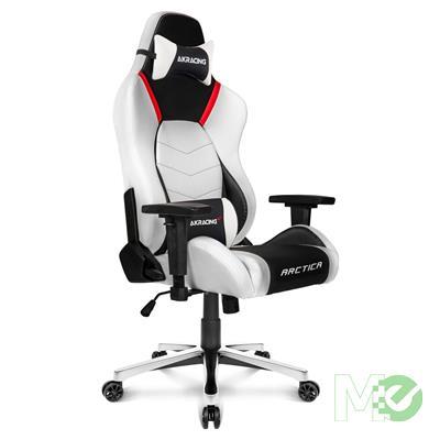 MX72780 Masters Series Premium Gaming Chair, Arctica