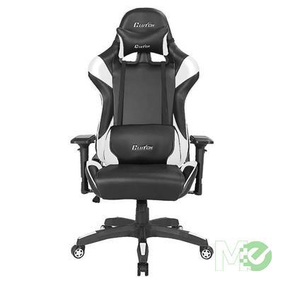 MX72864 Varsity Series Gaming Chair, Black / White