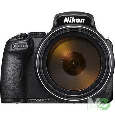 MX72965 COOLPIX P1000 Digital Camera, Black