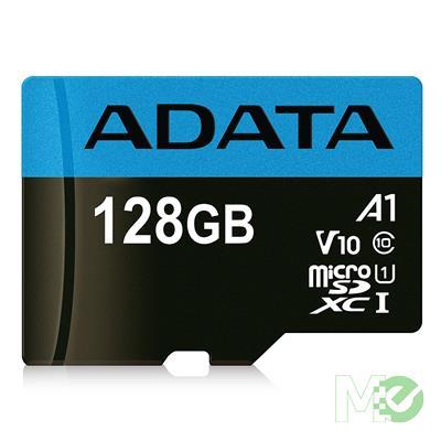 MX72990 Premier microSDXC UHS-I Class 10 A1, 128GB w/ Adapter