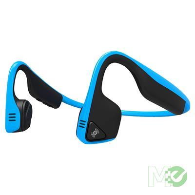 MX73063 Trekz Titanium Bluetooth Bone Conduction Stereo Headphones, Ocean Blue