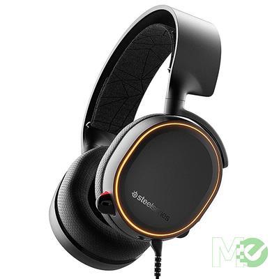 MX73161 Arctis 5 RGB Gaming Headset, Black