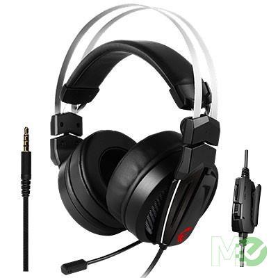 MX73284 Immerse GH60 Headset, Black