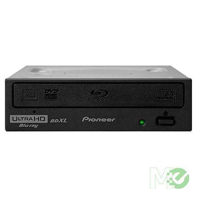 MX73304 BDR-211UK Blu-ray Writer / Ultra HD Blu-ray Player w/ CyberLink Media Suite 10 Software Bundle