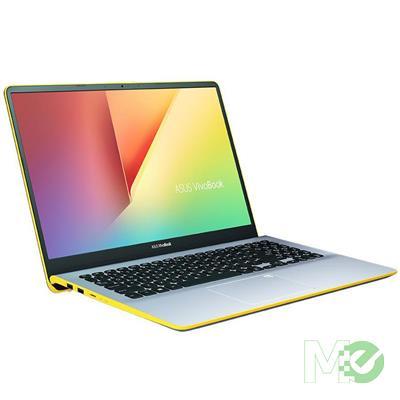 MX73332 VivoBook S15 S530UA-DB51, Silver Blue w/ Yellow Edges w/ Core™ i5-8250U, 8GB, 256GB SSD, 15.6in FHD, Windows 10