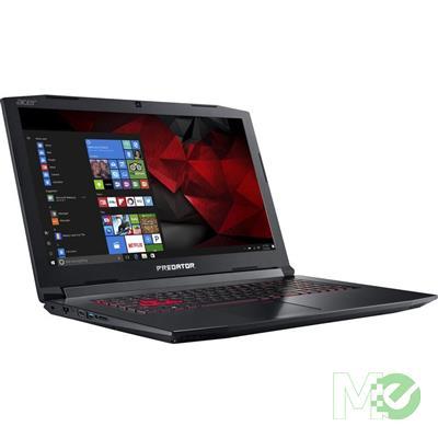 MX73402 Predator Helios 300 PH315-51-73S0 w/ Core™ i7-8750H, 16GB, 256GB SSD + 1TB HDD, 15.6in FHD, GTX 1060, Windows 10
