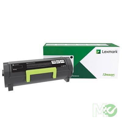 MX73583 B231000 Return Program Toner Cartridge, Black