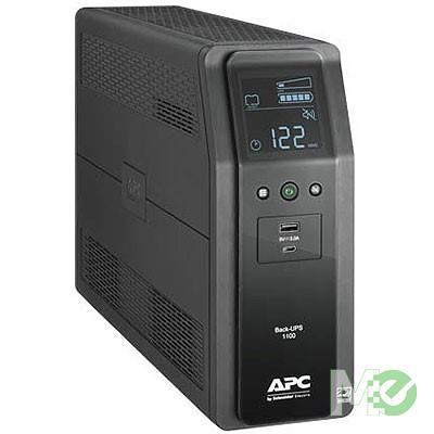 MX73609 Back-UPS Pro 1100VA w/ 10 Surge Outlets, 2 USB Charging Ports