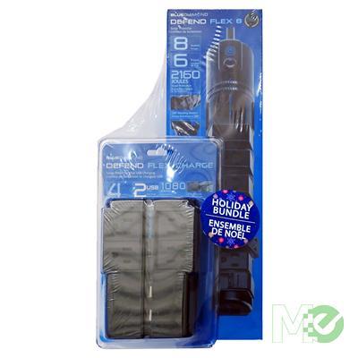 MX73788 Defend Flex Surge Protector Holiday Bundle 2 Pack w/ Defend Flex 8 & Defend Flex + Charge Surge Protectors