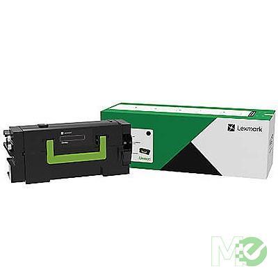 MX73888 B281000 Return Program Toner Cartridge, Black