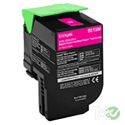 MX73891 Toner C231HM0 High-Yield Return Program Toner Cartridge, Magenta