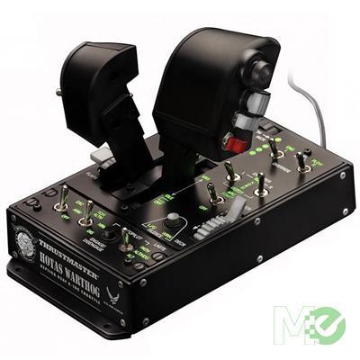 MX73945 HOTAS Warthog Dual Throttles w/ Control Panel for PC