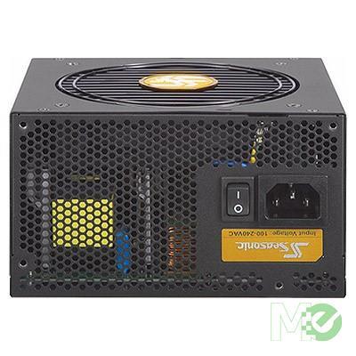 MX73970 Focus 750 Gold Semi-Modular Power Supply, 80+ Gold, 750W
