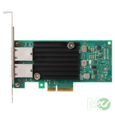MX74051 X550-T2 Dual 10Gbe Network Interface PCI-E x4 Card w/ Dual RJ45 Ports
