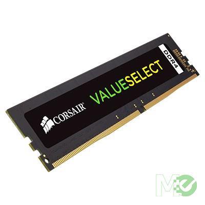 MX74061 Value Select 16GB DDR4 2666 DIMM (1x 16GB), Black