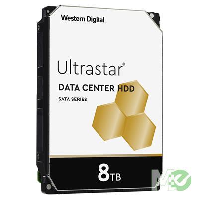 MX74124 8TB Ultrastar Hard Drive, SATA III w/ 256MB Cache