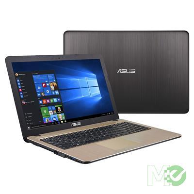 MX74127 VivoBook 15 X-Series X540UA-DB71 w/ Core i7-8550U, 8GB, 1TB HDD, DVD±RW, 15.6in Full HD, Windows 10 Home