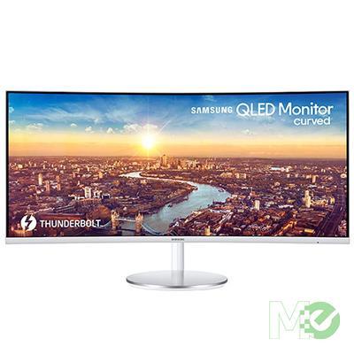 MX74161 CJ791 Series C34J791 34in Curved Ultra Wide VA QLED LCD w/ FreeSync