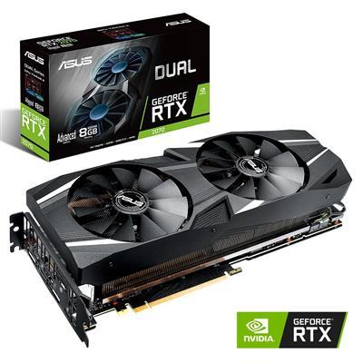 MX74261 DUAL RTX2070 ADVANCED GeForce RTX 2070 8GB PCI-E w/ HDMI, Triple DP, USB-C