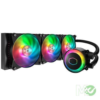 MX74290 MasterLiquid ML360R RGB Liquid CPU Cooler