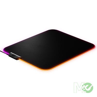 MX74542 Qck Prism Cloth RGB Mouse Pad, Medium