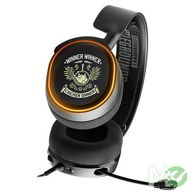 MX74549 Arctis 5 PUBG Edition Gaming Headset, Black