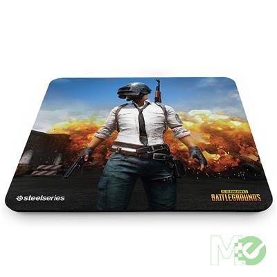 MX74551 Qck+ Gaming Mouse Pad, PUBG Erangel Edition