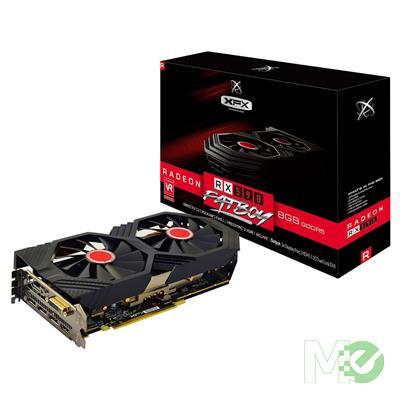 MX74596 Radeon RX 590 FATBOY OC+ 8GB PCI-E w/ Triple DP, HDMI & DVI-D