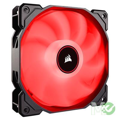 MX74709 Air Series™ AF140 LED 140mm Fan w/ Red LEDs