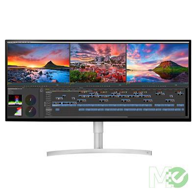 MX74723 34WK95U-W 34in 21:9 5K2K WUHD Nano IPS LCD LED w/ HDR 600, DP, Dual HDMI, Thunderbolt 3 / USB Type-C, USB 3 Hub