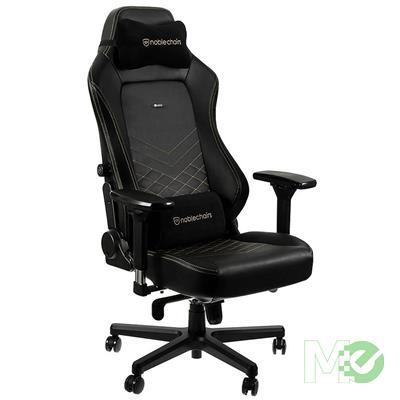 MX74809 HERO Series Gaming Chair, Black / Gold