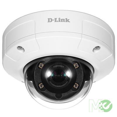 MX74845 DCS-4605EV Vigilance 5MP Full HD Indoor/Outdoor PoE Dome Network Camera