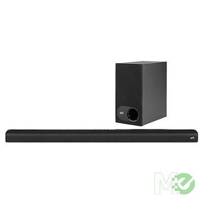 MX74883 Signa S2 2.1 Channel TV Soundbar System w/ Subwoofer, Remote Control