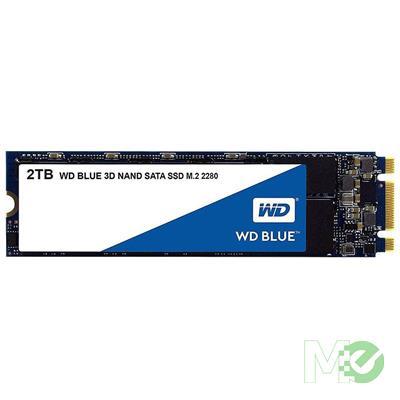 MX74905 Blue M.2 Solid State Drive, SATA III, 2TB