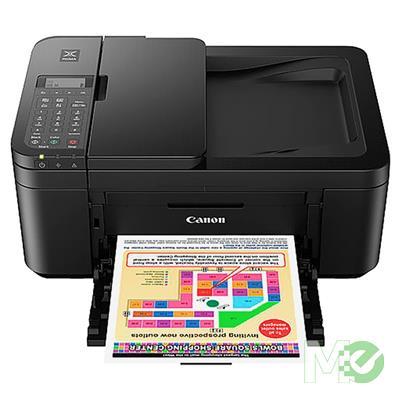 MX74912 PIXMA TR4527 Wireless All In One Color Inkjet Printer