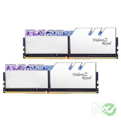 MX74972 Trident Z Royal Silver DDR4-3200 C16 RAM Kit (2x 8GB)