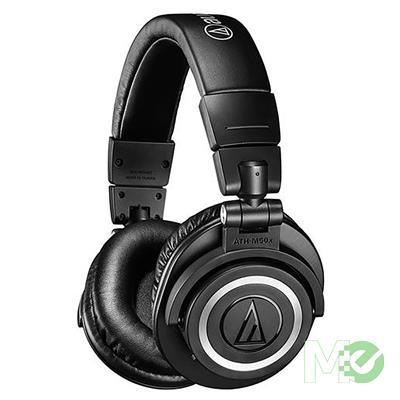MX75008 ATH-M50xBT Wireless Bluetooth v5.0 Headphones w/ Integrated Micrphone