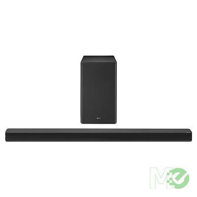 MX75104 SK8Y 2.1 Channel Soundbar w/ Dolby Atmos, Wireless Subwoofer, Remote Control, 360W