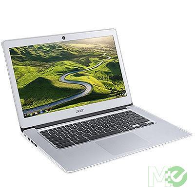 MX75225 Chromebook 14 CB3-431-C4VM w/ Celeron N3160, 4GB, 32GB eMMC, 14in Full HD, Chrome OS