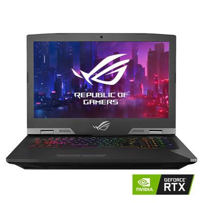 MX75266 ROG G703GX-XS71 w/ Core™ i7-8750H, 16GB, 512GB SSD + 1TB SSHD, 17.3in FHD G-Sync, RTX 2080, Windows 10 Pro