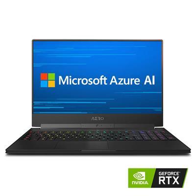 MX75396 AERO 15-X9-RT5P w/ Core™ i7-8750H, 16GB, 1TB SSD, 15.6inFHD, RTX 2070, Windows 10 Pro