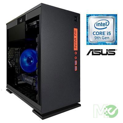 MX75580 GT2000I Gaming PC w/ Core™ i5-9600K, 16GB, 480GB SSD + 1TB HDD, GeForce RTX 2060, Window 10 Home