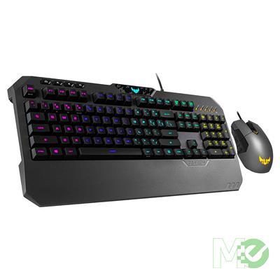 MX75634 TUF CB01 Battle Box w/ TUF Gaming K5 Keyboard + TUF Gaming M5 Mouse